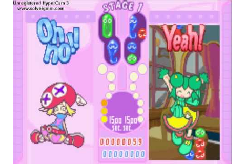 Puyo Pop Fever: Game Over - YouTube