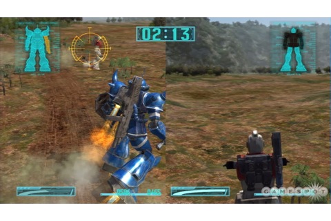 [PS3] Mobile Suit Gundam: Target in Sight | Download Game ...