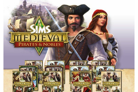 The Sims Medieval: Pirates and Nobles - Buy Game CD Keys ...