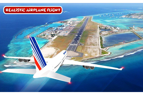 Aeroplane Games: City Pilot Flight for Android - APK Download