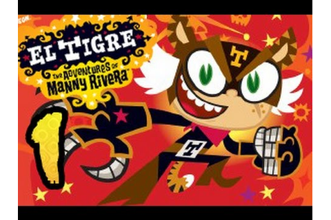 El Tigre: The Adventures of Manny Rivera (PS2) Gameplay ...