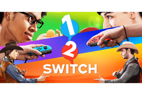 1-2-Switch | Nintendo Switch | Juegos | Nintendo