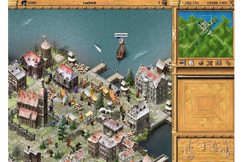 Patrician 3 Game PC - Games Free FUll version Download