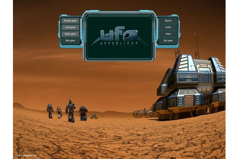 UFO: Afterlight (2007) by ALTAR Games Windows game