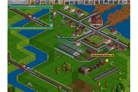 Download Transport Tycoon | DOS Games Archive