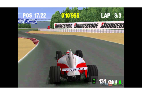 Monaco Grand Prix Racing Simulation 2 - Gameplay PSX (PS ...