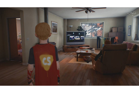 The Awesome Adventures Of Captain Spirit Walkthrough With ...