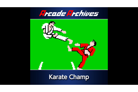 Arcade Archives Karate Champ Game | PS4 - PlayStation