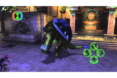 Ben 10 PC Game Free Download