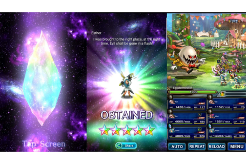 Final Fantasy Brave Exvius goes to war with community ...