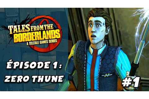Tales From The Borderlands - A Telltale Games Series ...