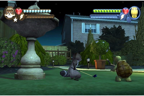 Over The Hedge Game | Downloadfree4u
