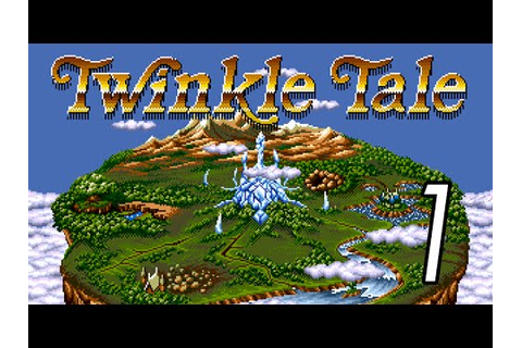 Let's Play Twinkle Tale [1] Ruby - YouTube