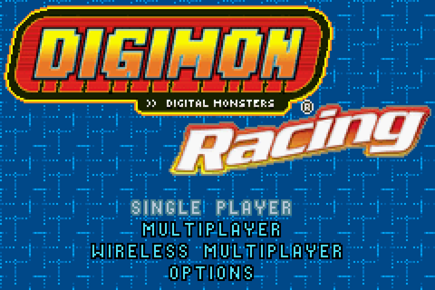Digimon Racing Download Game | GameFabrique