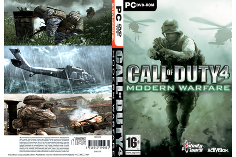 Call Of Duty 4 Modern Warfare Game Full Torrent 2,5G - We ...