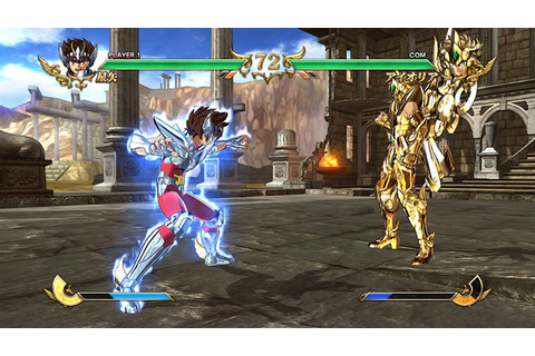 Saint Seiya: Soldiers' Soul Review - Attack of the Fanboy