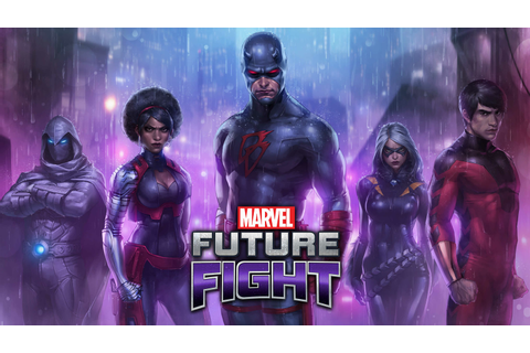 Download Marvel Future Fight Video Game 2048x1152 ...