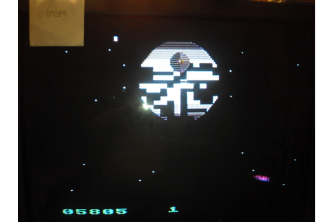 Star Wars: Return of the Jedi: Death Star Battle (Atari ...