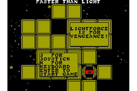 Скриншоты Lightforce на Old-Games.RU