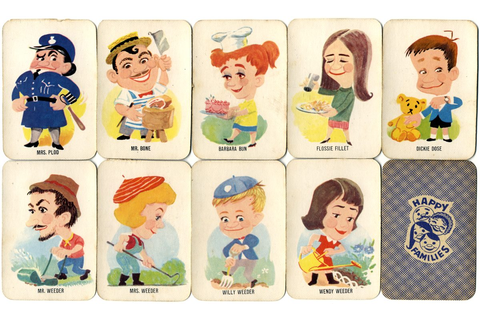 Tower Press children's card games - The World of Playing Cards