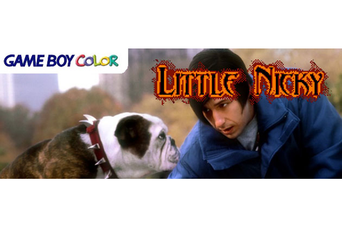 [NSFW] Little Nicky (GBC) – GameCola