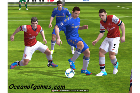 FIFA 13 Game Free Download - Ocean Of Games