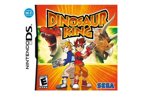 Dinosaur King: 7 Pieces Nintendo DS Game - Newegg.com