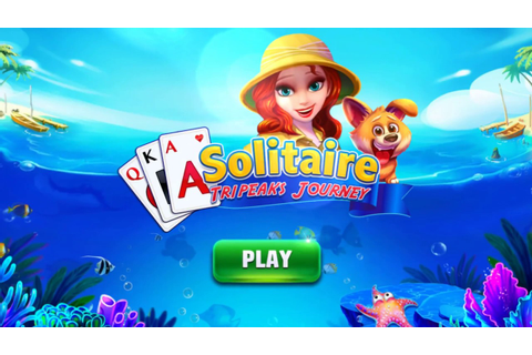 Solitaire TriPeaks Journey - YouTube