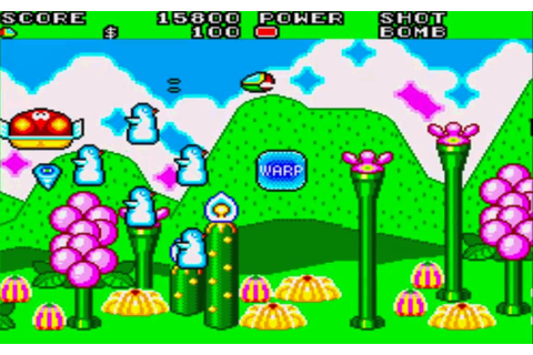 Fantasy Zone 2, Master System - Ain't Played In Ages - YouTube