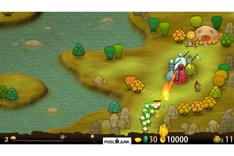 PixelJunk Monsters - Full Version Game Download ...