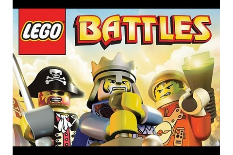 CGRundertow LEGO BATTLES for Nintendo DS Video Game Review ...