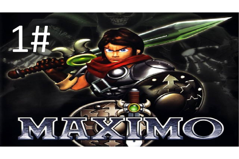 Maximo PS2 (Let's Play Walkthrough w/commentary) Part 1 ...