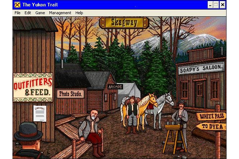 The Yukon Trail Computer Game - Free Software and ...