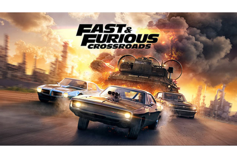 Fast & Furious Crossroads - Official First Gameplay ...