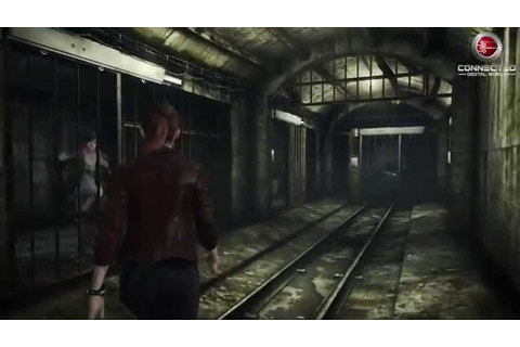 Resident Evil : Revelations 2 Gameplay Footage in 1080p ...