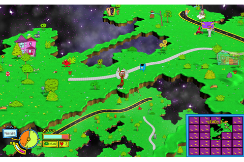 ToeJam & Earl : Back in the Groove - Jeu Xbox One