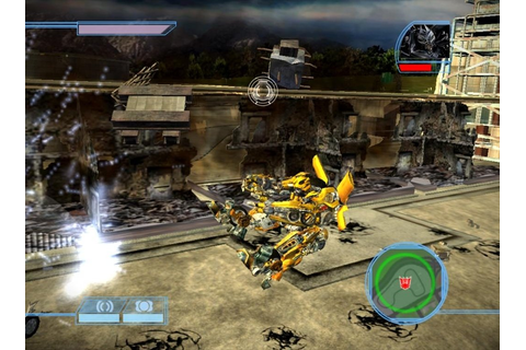 Transformers The Game - Download for PC Free