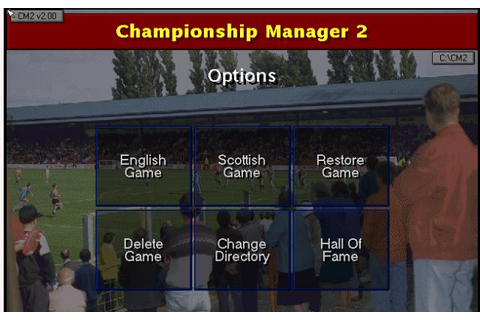 Championship Manager 2 | ClassicReload.com