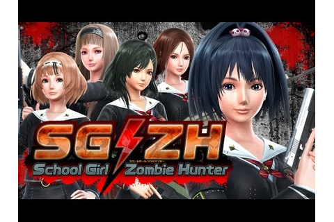 SG/ZH School Girl/Zombie Hunter Gameplay PS4 - 1080p - YouTube