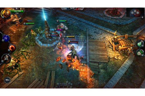 Review: The Witcher: Battle Arena (Apple iPad) - Digitally ...