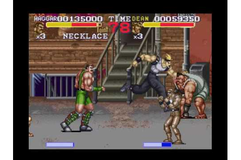 Awesome 2 player retro games: Final Fight 3 (1995, SNES ...