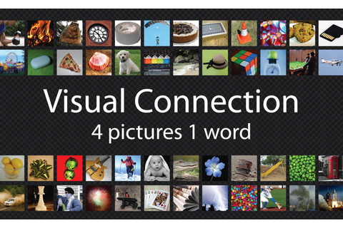 Visual Connection - 4 pics 1 word - Native Game ...