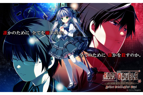 [Visual Novel Review]: Root Double – Before Crime * After ...