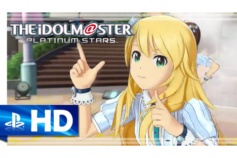 "The Idolmaster: Platinum - Official ""Happy!"" Gameplay ..."