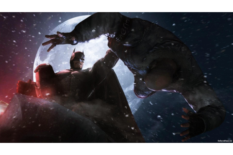 Batman 2013 Arkham Origins Game HD Wallpaper | Game HD ...
