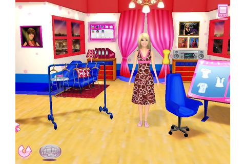 games: تحميل لعبة Barbie Fashion Show - An Eye for Style كاملة