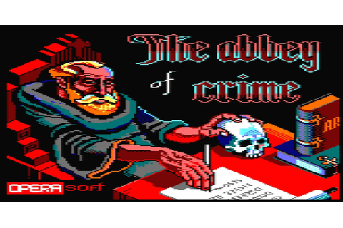 Indie Retro News: The Abbey of Crime Extensum - Full ...