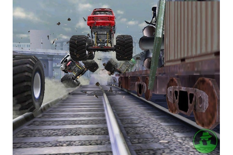 Monster Jam: Urban Assault Screenshots, Pictures ...