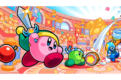 Kirby Battle Royale Game Reviews | Popzara Press