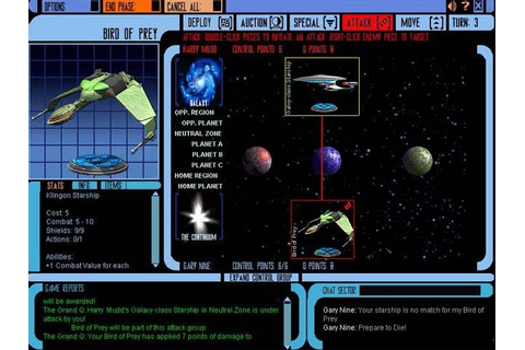 Star Trek: Conquest Online - GameStar